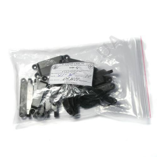 Фото Магнитно-контактный извещатель СМК-4Э черного цвета