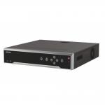 Фото 32-канальный 4K IP видеорегистратор DS-7732NI-I4/24P