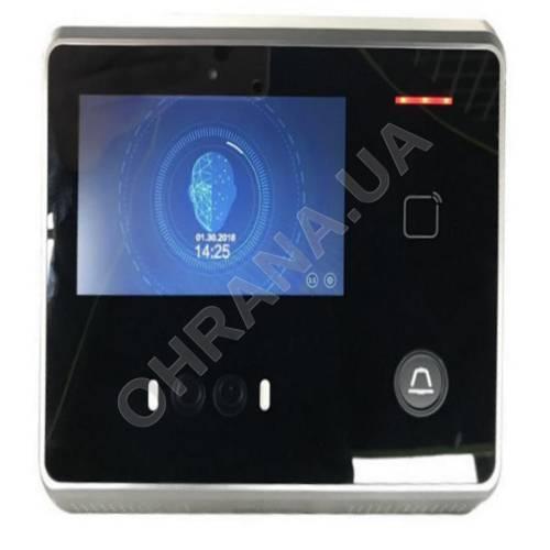 Фото Биометрический терминал доступа распознавания лиц Hikvision DS-K1T605E