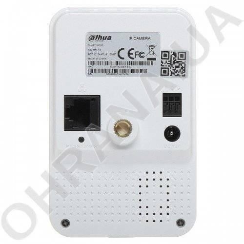 Фото 1.3 Mp IP Wi-fi видеокамера Dahua DH-IPC-K15P
