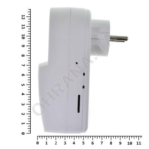 Фото GSM розетка Домовой-3 с АКБ и термодатчиком