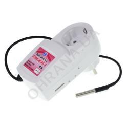 Фото 7 GSM розетка Домовой-3 с АКБ и термодатчиком