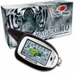 Фото Автосигнализация Scher-Khan Magicar 10 с брелком с сиреной