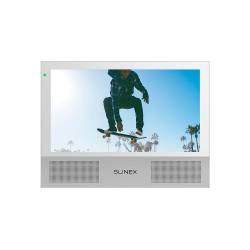 Фото 1 Видеодомофон Slinex Sonik 7 (Белый)