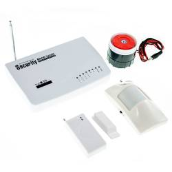 Фото 1 Комплект сигнализации с дозвоном Aoke GSM 10А