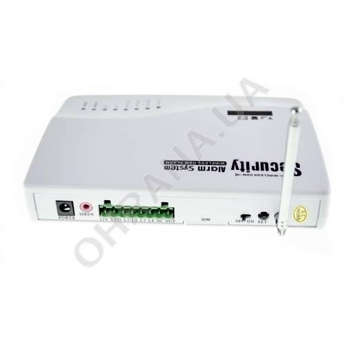 Фото Комплект сигнализации с дозвоном Aoke GSM 10А