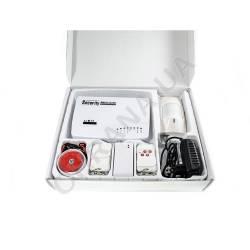 Фото 6 Комплект сигнализации с дозвоном Aoke GSM 10А
