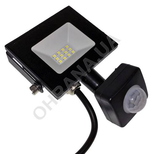 Фото Прожектор SLIM LED 10W-PIR