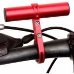 Фото Расширитель руля велосипеда 102 мм, красный