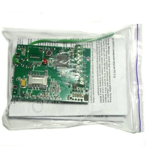 Фото Плата GSM сигнализации OKO-U