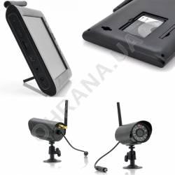 Фото 2 Комплект беспроводного видеонаблюдения KIT-HD71