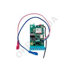Фото 2 GSM-контроллер OKO-SX плата